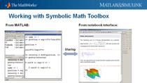 In this webinar we show how engineers and scientists can use Symbolic Math Toolbox to develop efficient solutions to their technical problems. Whether you are developing algorithms or modeling engineering systems, there are often advantages to solvin